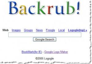 google jaman dulu